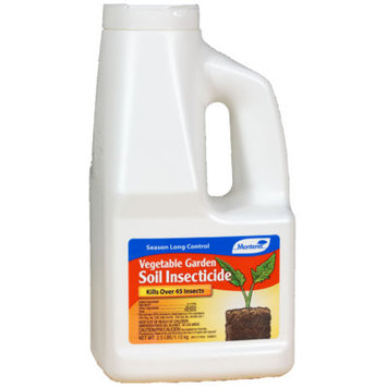 Monterey Vegetable Garden Soil Insecticide Shaker Can