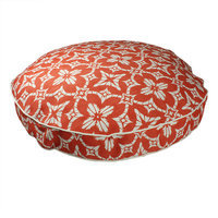 Snoozer Pool and Patio Aspidoras Coral Dog Bed Size: Large (42