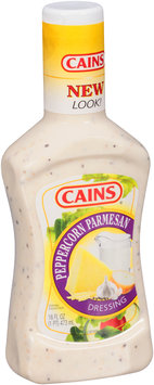 Cains® Peppercorn Parmesan Dressing 16 fl. oz. Bottle