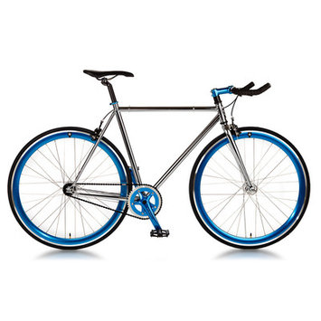 Big Shot Bikes Dreamer Single Speed Fixed Gear Road Bike Size: 60cm