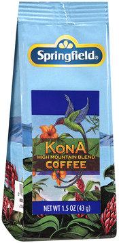 Springfield® Kona High Mountain Blend Coffee 1.5 oz