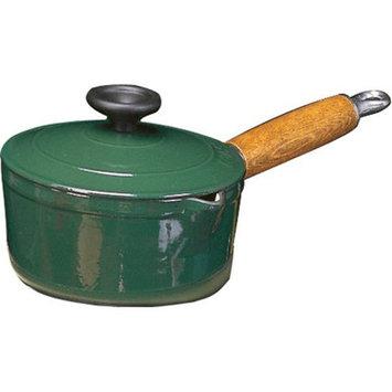 World Cuisine A1734316 Yellow 1 Qt Sauce Pan