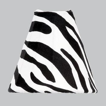 Jubilee Collection 1330 Zebra Print Bell Shaped Nightlight