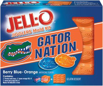 Jell-O Jigglers University of Florida Mold Kit with Berry Blue & Orange