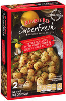Bumble Bee SuperFresh® Petite Scallops with White Wine & Garlic-Herb Butter 9.6 oz. Box