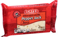 Stater Bros.® Pepper Jack Cheese 16 oz. Brick