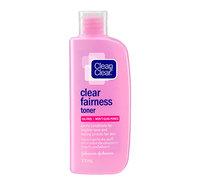CLEAN & CLEAR® Clear Fairness Toner