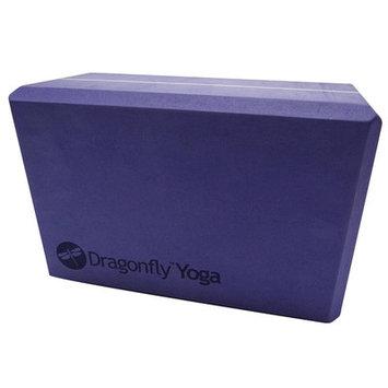 Asstd National Brand Dragonfly Premium Foam Block - Purple ( 4