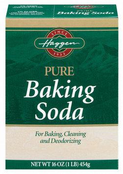 Haggen Pure Baking Soda 16 Oz Box