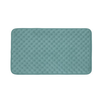 Bath Studio Massage Premium Micro Plush Memory Foam Bath Mat