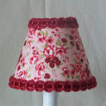Silly Bear Raspberry Rose Night Light