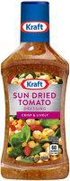 Kraft Sun Dried Tomato Vinaigrette Dressing & Marinade 16 fl. oz. Bottle