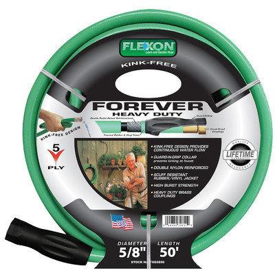 Flexon 5/8in x 50in Forever Plus Garden Hose
