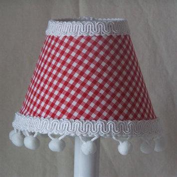 Silly Bear Farm House Gingham Table Lamp Shade