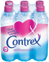 Contrex Natural Mineral Water