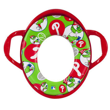Kolcraft MLB Potty Ring MLB Team: Philadelphia Phillies