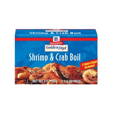 McCormick® Shrimp & Crab Boil