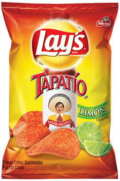 Lay's® Tapatío® Limon Flavored Potato Chips