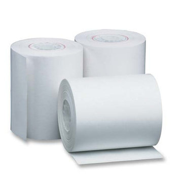 Sparco Products SPR01018 Thermal Paper Roll- 2. 25inchx80ft. - 50-CT- White