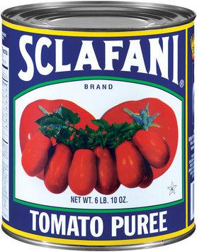 Sclafani  Tomato Puree 104 Oz Can
