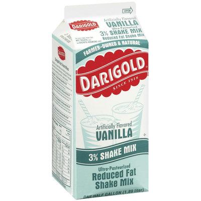 Darigold Vanilla Reduced Fat  Shake Mix 64 Fl Oz Carton