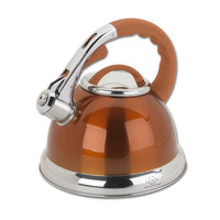 Lenox 2.5 Qt Tea Kettle in Orange