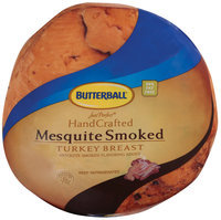 Butterball Just Perfect Hand Crafted Mesquite Smoked Turkey Breast   Bag