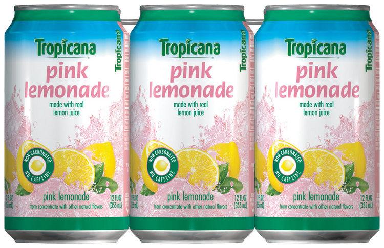 Tropicana® Pink Lemonade Flavored Juice Drink 6 Pack
