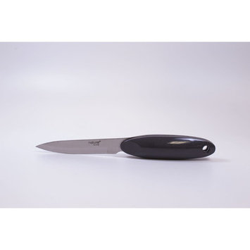 Natural Home Products MOBOO-Stainless Steel Paring Knife - Charcoal, Gray