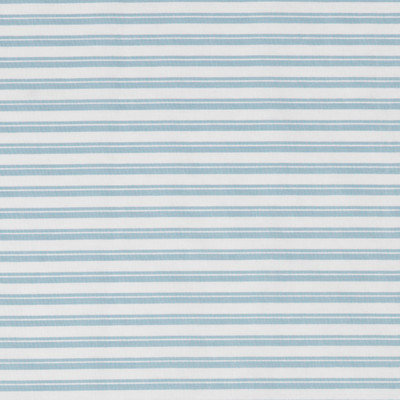 Oilo Raindrops Crib Sheet in Aqua