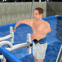 Fitmax 1222012 iPool Gym Parallel Bars