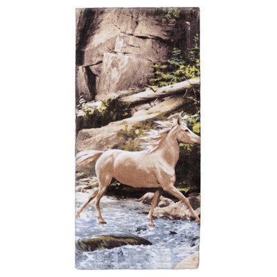 Creative Bath Horse Canyon Print Towel Set