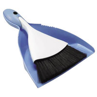 Homebasix Dust Broom with Dust Pan