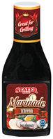 Stater Bros. Teriyaki 30 Minute Marinade 12 Fl Oz Plastic Bottle