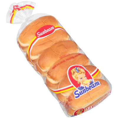 Sunbeam® Hot Dog Buns