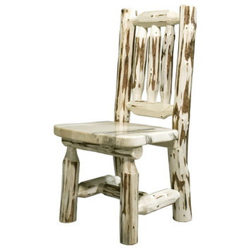 Montana Woodworks MWKKV Child's Chair Montana Collection Lacquered
