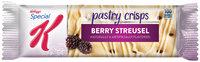 Special K® Kellogg's Berry Streusel Pastry Crisps