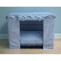 Bowhausnyc Moroccan Trellis Crate Cover Size: Medium