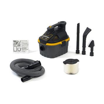 Workshop 4 Gallon 3.5 Peak HP Portable Wet/Dry Vacuum