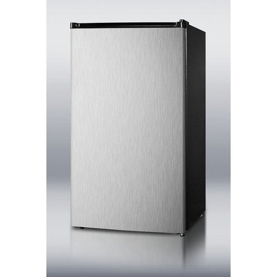 Summit FF1112WIM 10.3 cu. ft. Top Freezer Refrigerator with 2 Adjustable Wire Shelves, Door Storage, Fruit/Vegetable Crisper, Full Freezer Shelf and Frost-Free