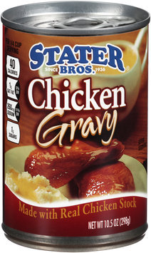 Stater Bros.® Chicken Gravy 10.5 oz. Can