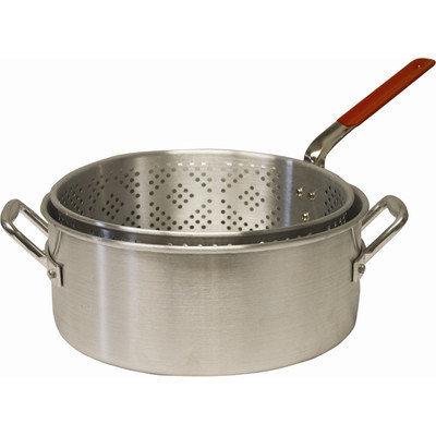 Masterbuilt 12FP Aluminum Pot and Deep-Frying Basket