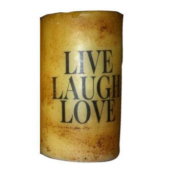Starhollowcandleco Live Laugh Love Votive Candle