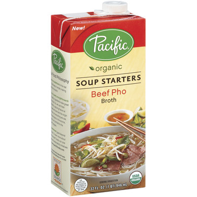 Pacific® Soup Starters Beef Pho Broth