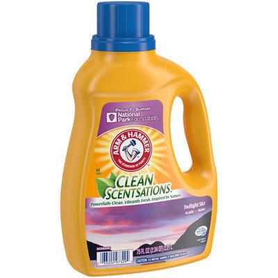 ARM & HAMMER™ Clean Scentsations™ Twilight Sky Laundry Detergent