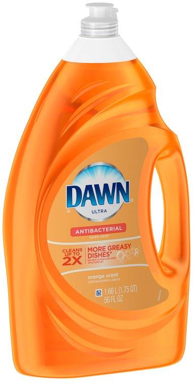 Dawn® Antibacterial Dishwashing Liquid Orange 56 fl. oz.