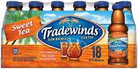 Tradewinds Sweet Tea 18-16 fl. oz. Plastic Bottles