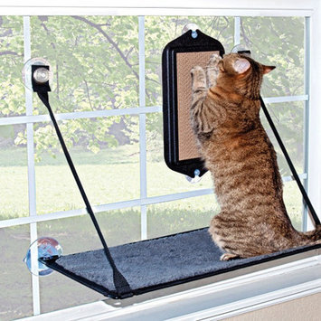 K & H Manufacturing EZ Mount Cat Scratcher Board