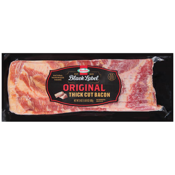 Hormel® Black Label® Original Thick Cut Bacon 24 oz. Pack