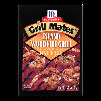 McCormick® Grill Mates® Island Woodfire Grill Marinade
